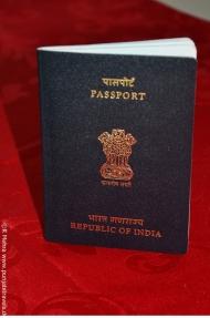 Indischer Reisepass